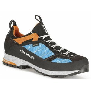 Pánské nízké trekové boty Aku Tengu Low GTX Velikost bot (EU): 37,5 / Barva: modrá