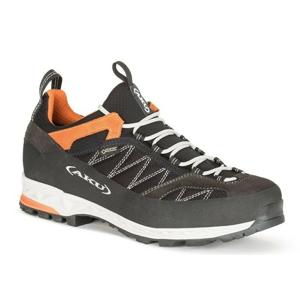 Pánské nízké trekové boty Aku Tengu Low GTX Velikost bot (EU): 47 / Barva: černá/oranžová