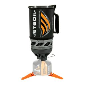 Plynový vařič Jet Boil Flash™ Carbon Barva: černá/oranžová