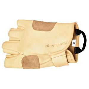 Ferratové rukavice Singing Rock Grippy 3/4 Velikost: 11