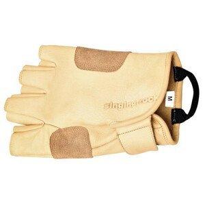 Ferratové rukavice Singing Rock Grippy 3/4 Velikost: 8