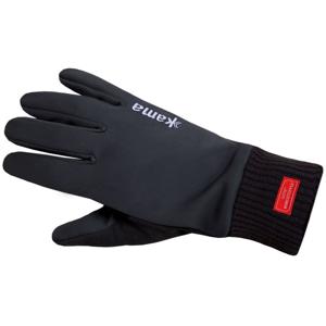 Soft Shell rukavice Kama RW11 Velikost rukavic: M / Barva: černá