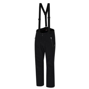 Pánské lyžařské kalhoty Hannah Samwell Velikost: M / Barva: černá