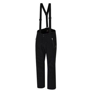 Pánské lyžařské kalhoty Hannah Samwell Velikost: XXL / Barva: černá