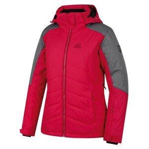 Dámská bunda Hannah Nanett Velikost: L / Barva: růžová