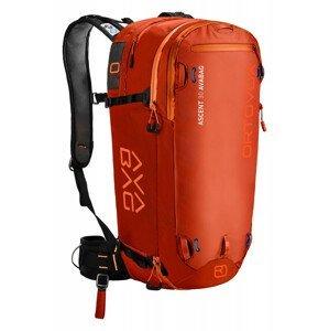 Lavinový batoh Ortovox Ascent 30 AVABAG Kit Barva: oranžová