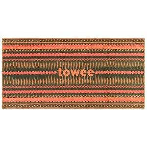 Rychleschnoucí ručník Towee Apricot 70 x 140 cm