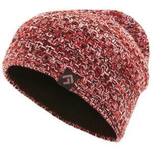 Dámská čepice Direct Alpine Daisy Obvod hlavy: 47–55 cm / Barva: červená