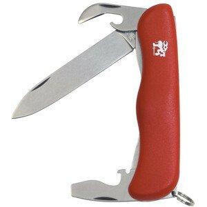 Zavírací nůž Mikov Praktik 115-NH-6/AK Barva: červená