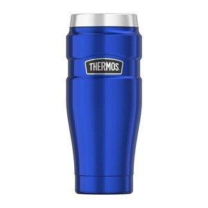 Vodotěsný termohrnek Thermos Style 470 ml Barva: modrá