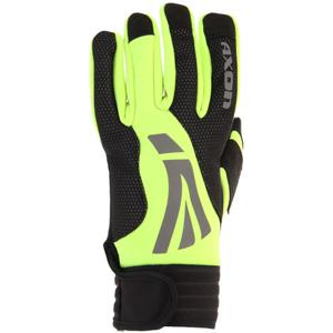 Sportovní rukavice Axon 670 Velikost rukavic: S / Barva: černá/žlutá