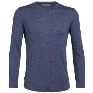 Pánské funkční triko Icebreaker Mens Sphere LS Crewe Velikost: XXL / Barva: modrá