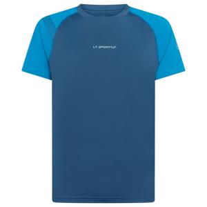 Pánské triko La Sportiva Motion T-Shirt M Velikost: M / Barva: tmavě modrá