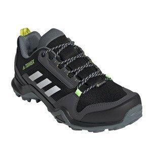 Pánské boty Adidas Terrex AX3 GTX Velikost bot (EU): 42 / Barva: černá/žlutá