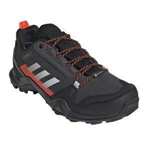 Pánské boty Adidas Terrex AX3 GTX Velikost bot (EU): 46 / Barva: černá/šedá