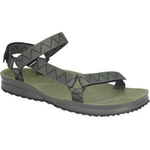 Sandály Lizard Creek IV Velikost bot (EU): 44 / Barva: tmavě zelená