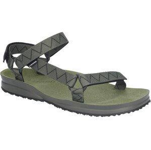 Sandály Lizard Creek IV Velikost bot (EU): 46 / Barva: tmavě zelená