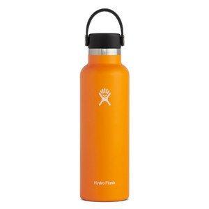 Láhev Hydro Flask Standard Mouth 21 oz Barva: oranžová