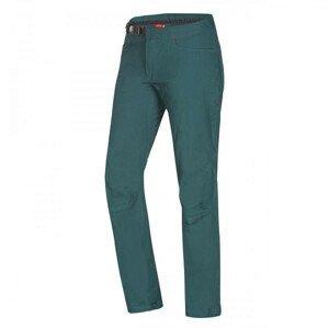 Pánské kalhoty Ocún HONK PANTS men Velikost: XXL / Barva: zelená