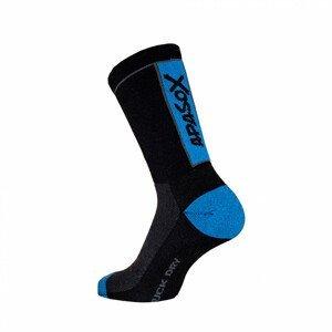 Ponožky Apasox Kabru Velikost ponožek: 43-47 / Barva: modrá