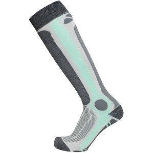 Podkolenky Apasox Marmolada P Velikost ponožek: 39-42 / Barva: světle zelená