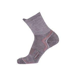 Ponožky Apasox Trivor Velikost ponožek: 39-42 / Barva: fialová