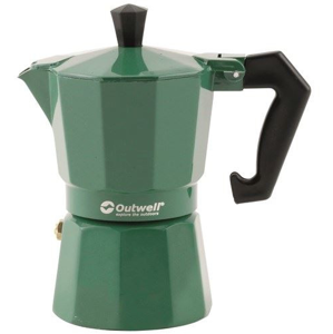 Konvice Outwell Manley M Espresso Maker Barva: zelená