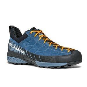 Pánské boty Scarpa Mescalito Velikost bot (EU): 43,5 / Barva: modrá