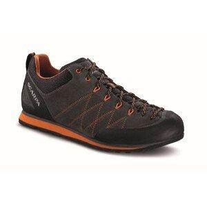 Pánské boty Scarpa Crux Velikost bot (EU): 47 / Barva: hnědá/oranžová