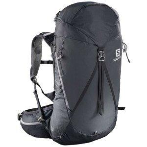 Dámský batoh Salomon Out Night 28+5 W Velikost zad batohu: S/M / Barva: černá