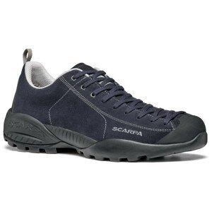 Trekové boty Scarpa Mojito GTX Velikost bot (EU): 46,5 / Barva: černá