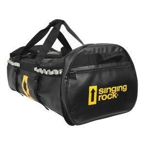 Expediční vak Singing Rock Tarp Duffle 120 l Barva: černá/žlutá