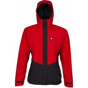 Dámská bunda High Point Revol Lady Jacket Velikost: L / Barva: červená/černá
