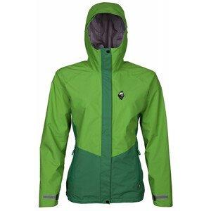 Dámská bunda High Point Revol Lady Jacket Velikost: S / Barva: zelená