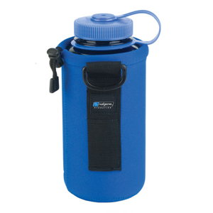Obal na lahev Nalgene Cool Stuff Neoprene Carrier Barva: modrá