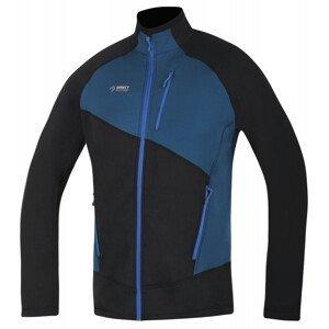 Pánská bunda Direct Alpine Gavia Velikost: XXL / Barva: černá/modrá
