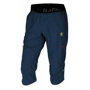 Pánské 3/4 kalhoty Rafiki kalhoty Moonstone Velikost: M / Barva: modrá