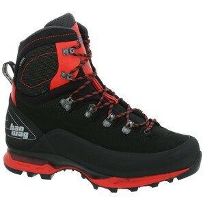Pánské boty Hanwag Alverstone II GTX Velikost bot (EU): 46,5 / Barva: černá/červená