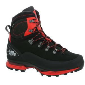 Pánské boty Hanwag Alverstone II GTX Velikost bot (EU): 40,5 / Barva: černá/červená