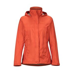 Dámská bunda Marmot Wm's PreCip Eco Jacket Velikost: XS / Barva: oranžová