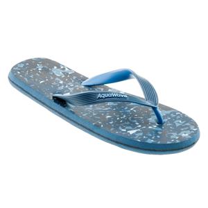 Pánské žabky Aquawave Roboor Velikost bot (EU): 42 / Barva: modrá