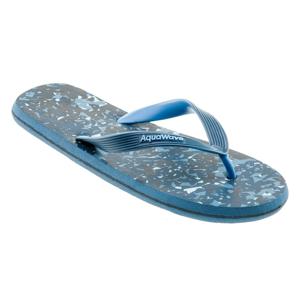 Pánské žabky Aquawave Roboor Velikost bot (EU): 46 / Barva: modrá