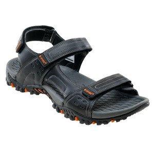 Pánské sandály Hi-Tec Grando Velikost bot (EU): 42 / Barva: černá