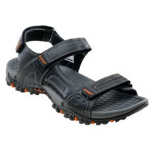Pánské sandály Hi-Tec Grando Velikost bot (EU): 46 / Barva: černá