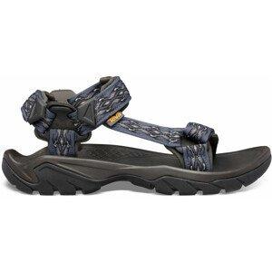 Pánské sandály Teva Terra Fi 5 Universal Velikost bot (EU): 44 / Barva: modrá/černá