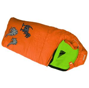 Dětský spacák Boll Patrol Lite Zip: Levý / Barva: oranžová