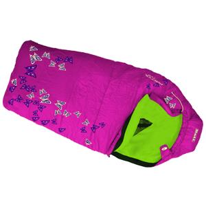 Dětský spacák Boll Patrol Lite Zip: Levý / Barva: fialová