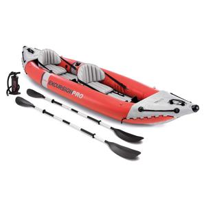 Nafukovací kajak Intex Excursion PRO Kayak 68309NP Barva: červená