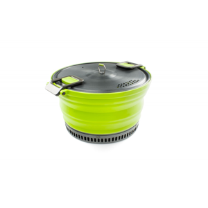 GSI Outdoors Hrnec GSI Escape HS 3l Pot Barva: světle zelená