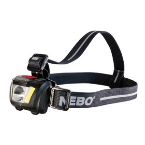 Čelovka Nebo Duo headlamp 250lm Barva: černá